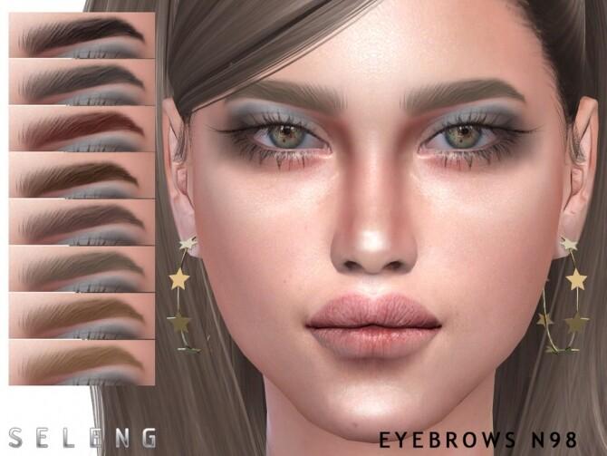 Eyebrows N98 by Seleng