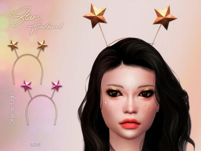 Stars Headband by Suzue