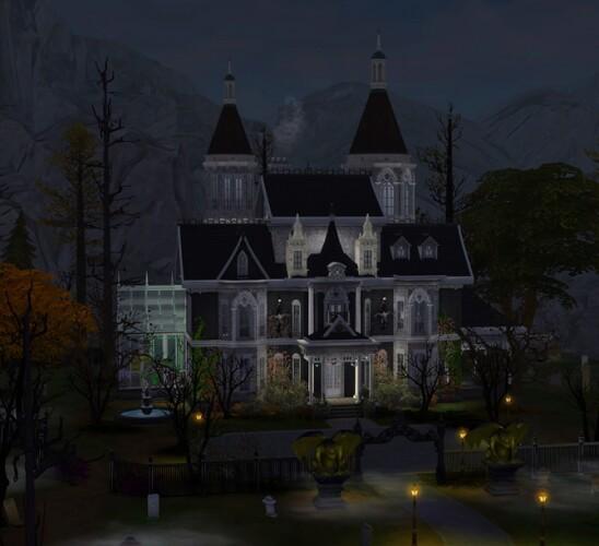 Vampire Family Home