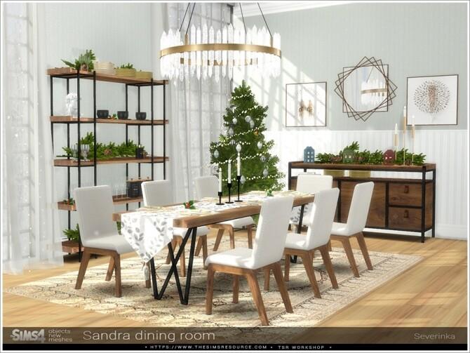 Sandra dining room by Severinka