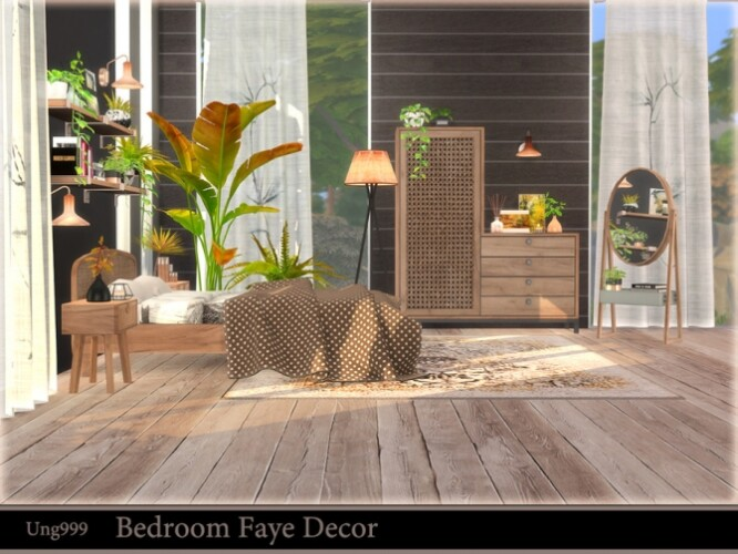 Bedroom Faye Decor by ung999