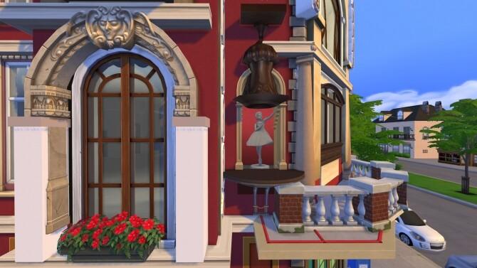 Sims 4 Apartments Renaissance No CC by PinkCherub at Mod The Sims