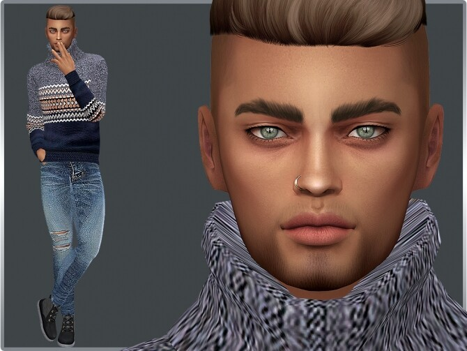 Sims 4 James OFields at MSQ Sims