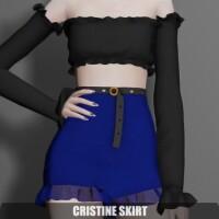Cristine Skirt