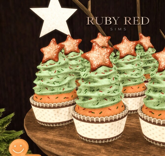 Sims 4 Christmas CC Set Part 1 at Ruby Red
