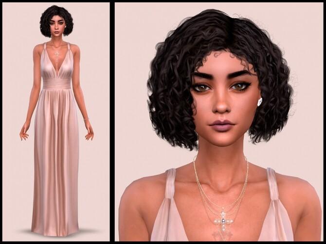 Sims 4 Selena Hernandez by YNRTG S at TSR