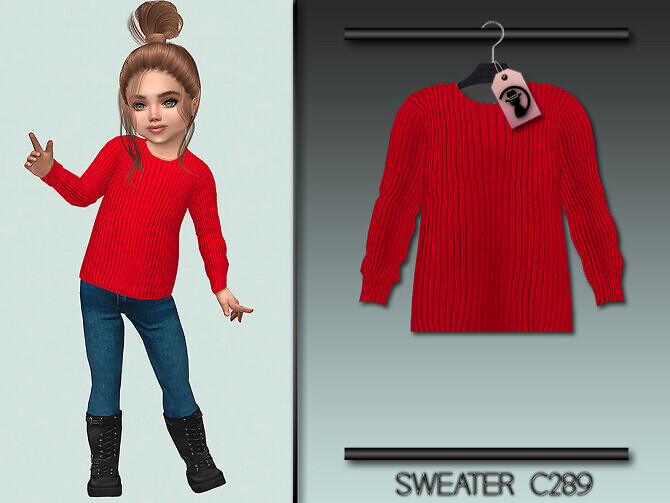 Sweater C289 by turksimmer