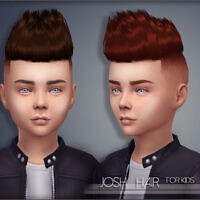 Josh Hair For Kids By Mathcope