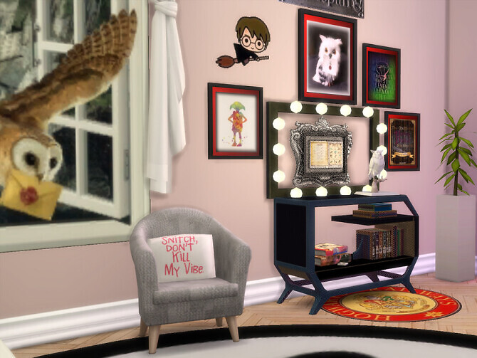 Sims 4 Its A Harry Potter Thing Teen Set by seimar8 at TSR
