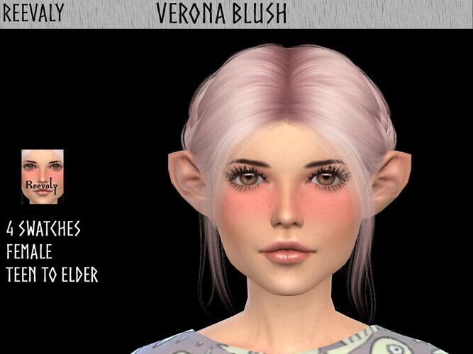 Verona Blush By Reevaly