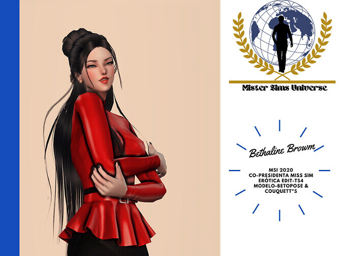 Sims 4 Mister Staff Poses by Couquetts at TSR