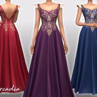 Arcadia Dress By Sifix