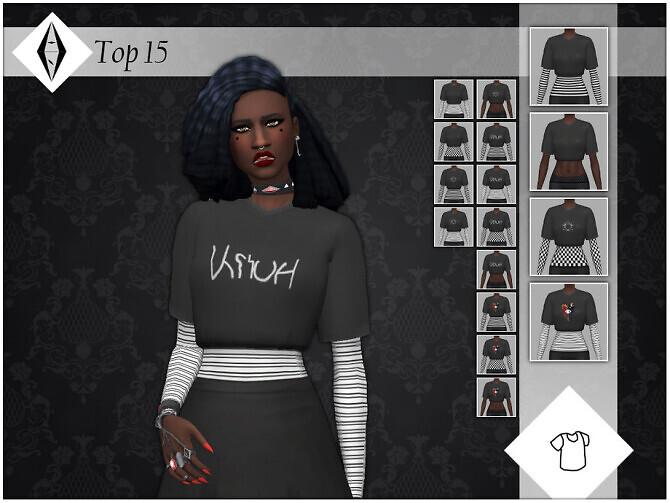 Sims 4 Top 15 by AleNikSimmer at TSR