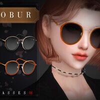 Glasses 01 By Bobur3