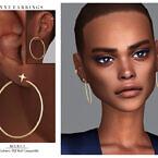 Rayne Earrings By Merci