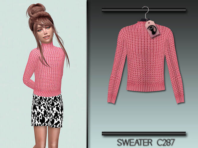 Sweater C287 by turksimmer