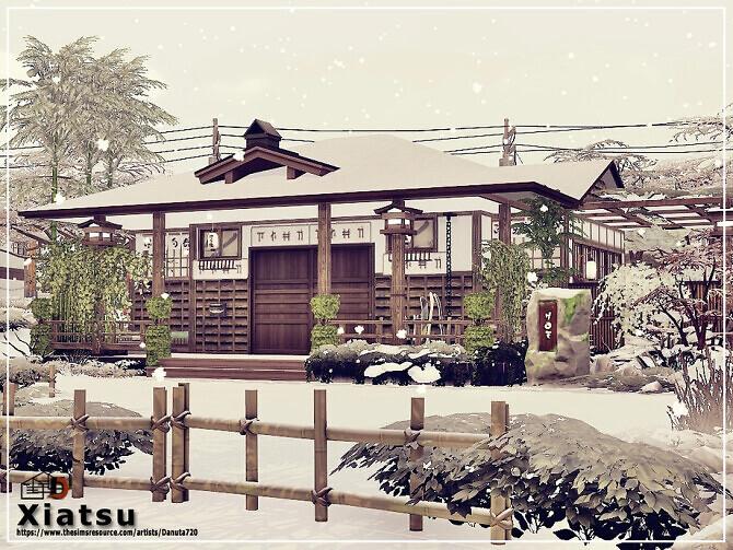 Xiatsu luxurious house by Danuta720
