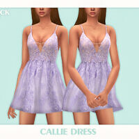 Callie Dress By Black Lily