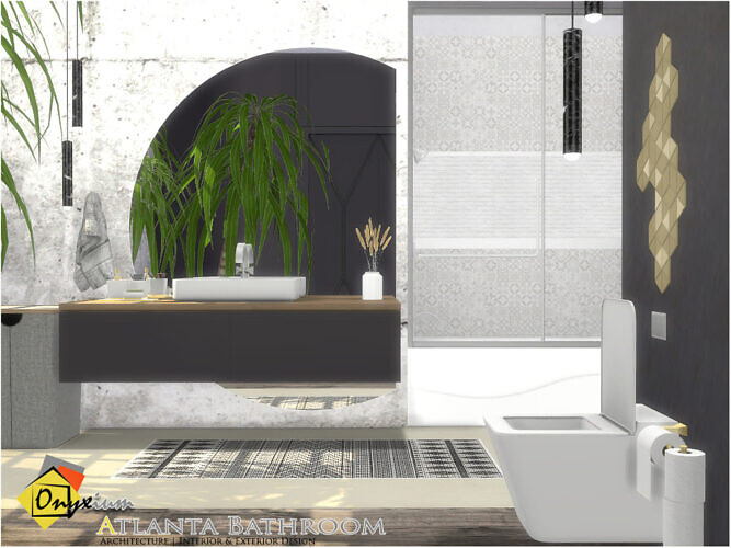 Atlanta Bathroom By Onyxium