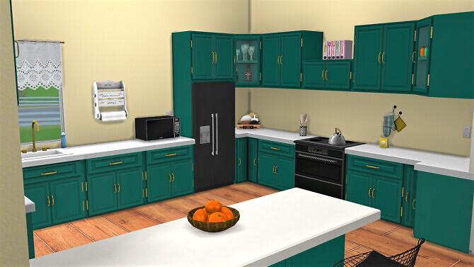 Sims 4 Arlington Kitchen (P) at Sunkissedlilacs