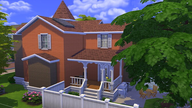 Sims 4 Plakabus Boulevard | Willow Creek Renovation #16 by iSandor at Mod The Sims