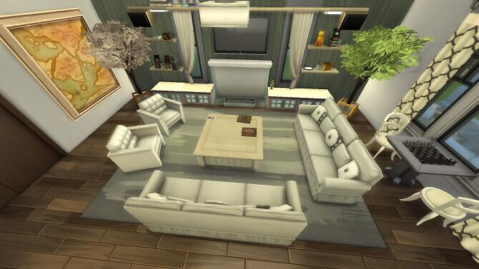 Sims 4 Hampton Gardens by Martiz at Mod The Sims
