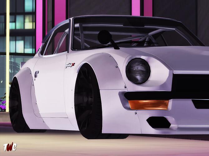Sims 4 1969 Nissan Fairlady Z [432] at Tyler Winston Cars