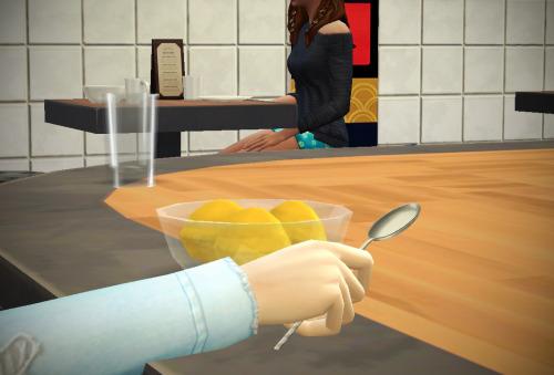 Sims 4 Korean Style Utensil Override at Mochachiii