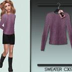 Sweater C307 By Turksimmer