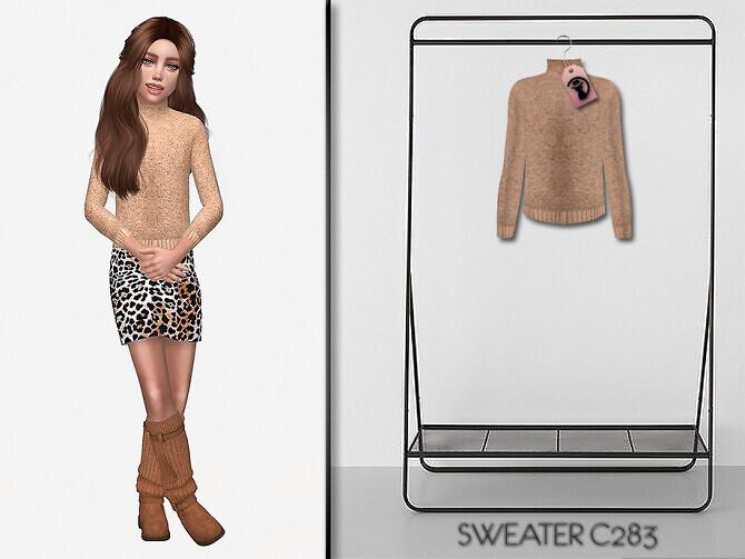 Sweater C283 by turksimmer