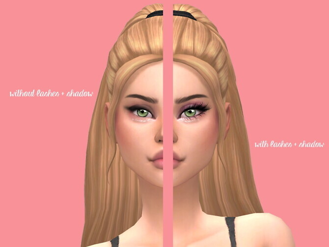 Sims 4 Julie Rose Eyeliner by LadySimmer94 at TSR