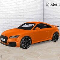 2020 Audi Tt Rs Sims 4