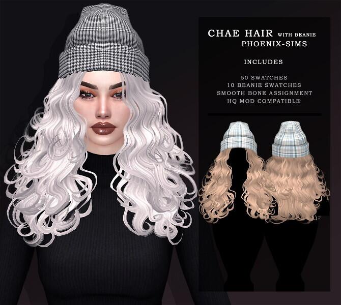 CHAE JOLENE RUNAWAY HAIRS