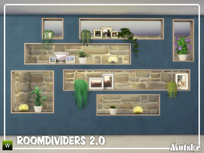 Room Dividers 2.0 By Mutske
