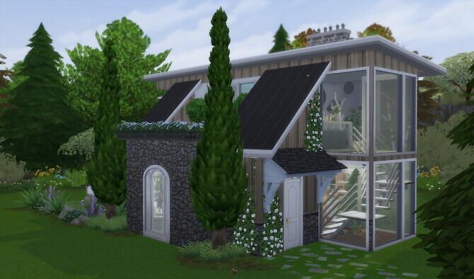 Sims 4 Tiny Home by dorosimfan1 at Sims Marktplatz