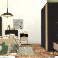 York Young Bedroom By Artvitalex