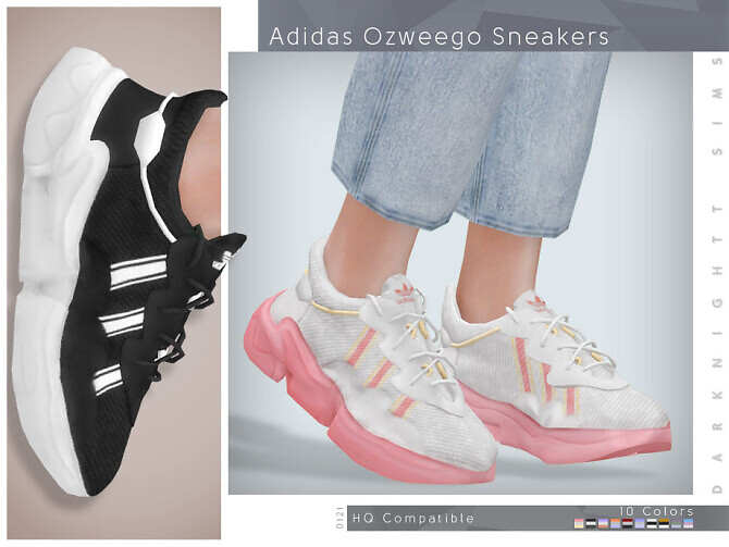 Ozweego Sneakers by DarkNighTt