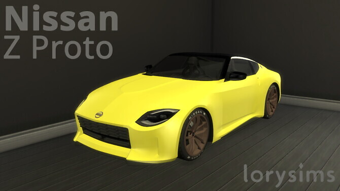Nissan Z Proto by LorySims