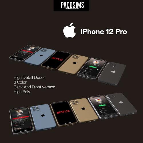 Iphone 12 Pro Deco