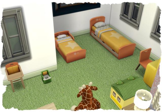 Sims 4 Villa Anna by Chalipo at All 4 Sims