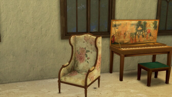 Vintage chair by Alikis Nook