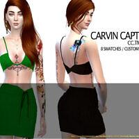 Tmist Top By Carvin Captoor