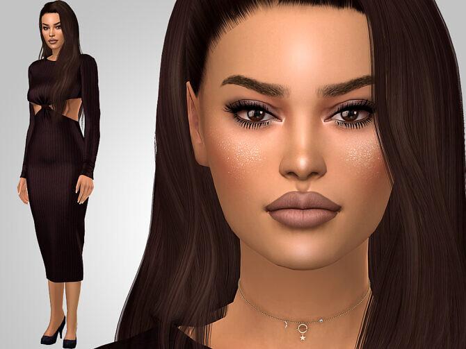 Sims 4 Tamara Ashton at MSQ Sims