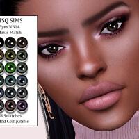 Eyes Nb14 Maxis Match