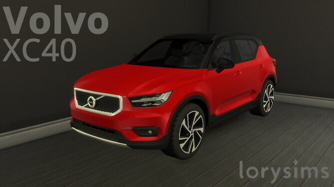 Volvo XC40 by LorySims