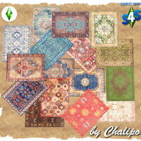 Rugs 3×4 By Chalipo