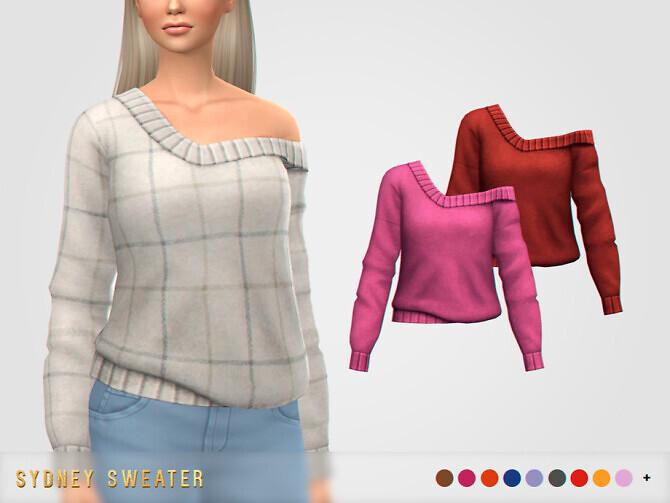 Sydney Sweater by pixelette