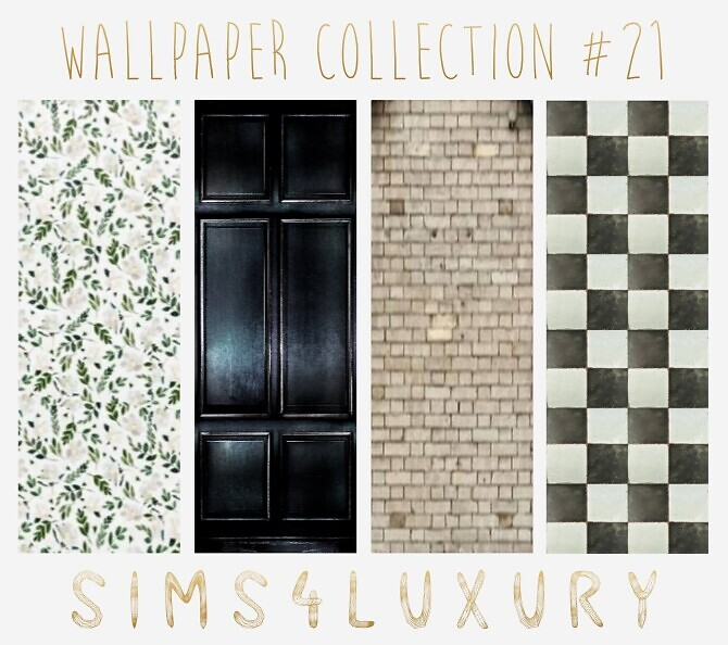 Sims 4 Free Patreon Collection #1 at Sims4 Luxury