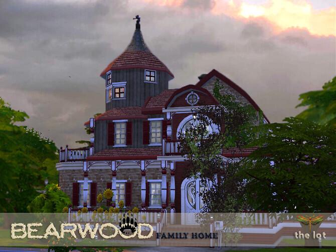 Sims 4 Bearwood the lot by fredbrenny at TSR