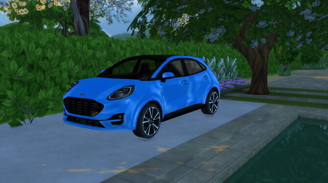 Ford Puma ST Line at LorySims image 2902 670x374 Sims 4 Updates